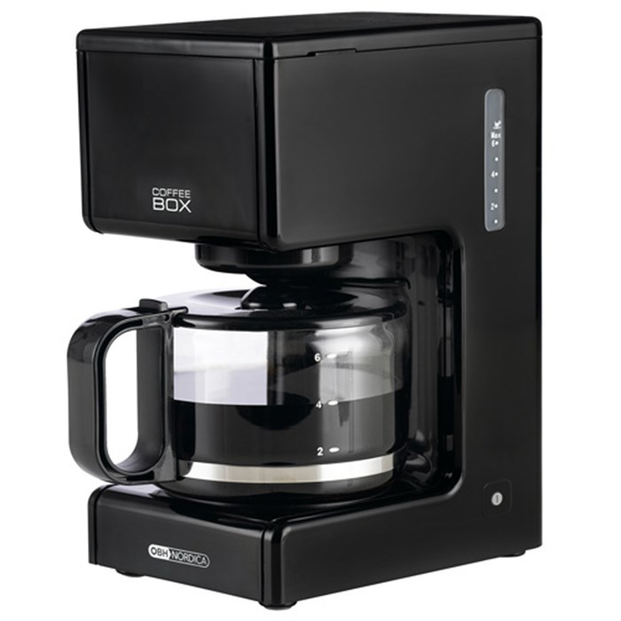 Budgetprodukten: OBH Nordica Coffee Box Kaffebryggare
