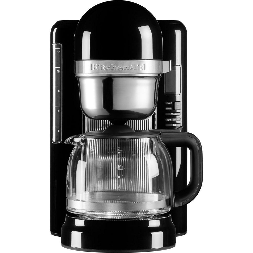 KitchenAid Kaffebryggare 1,7 l Svart