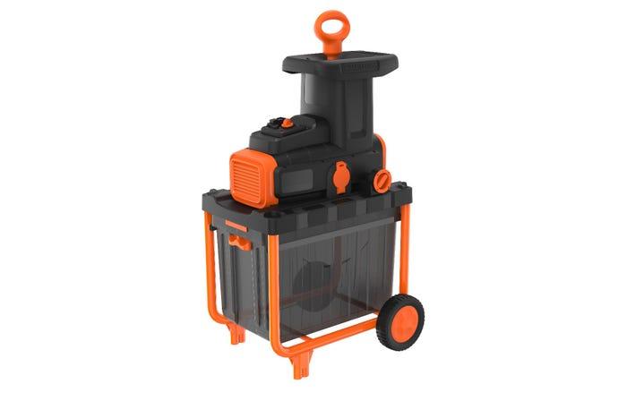 Kompostkvarn Black & Decker 2800W