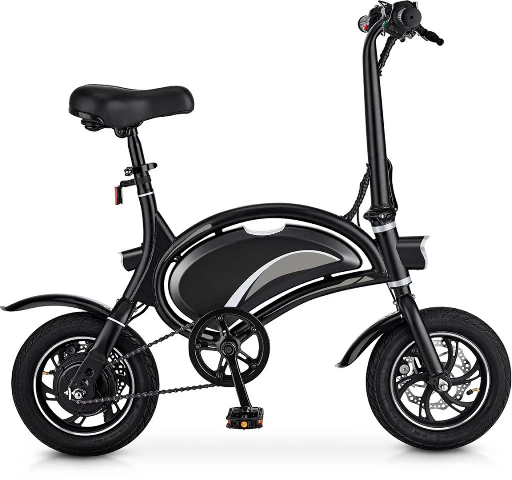 Robust el-scooter med hastighet upp till 25 km/h